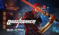 Ghostrunner riceve un nuovo aggiornamento gratuito